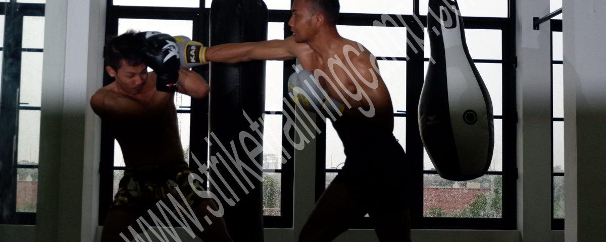Bela diri Muay Thai Bekasi