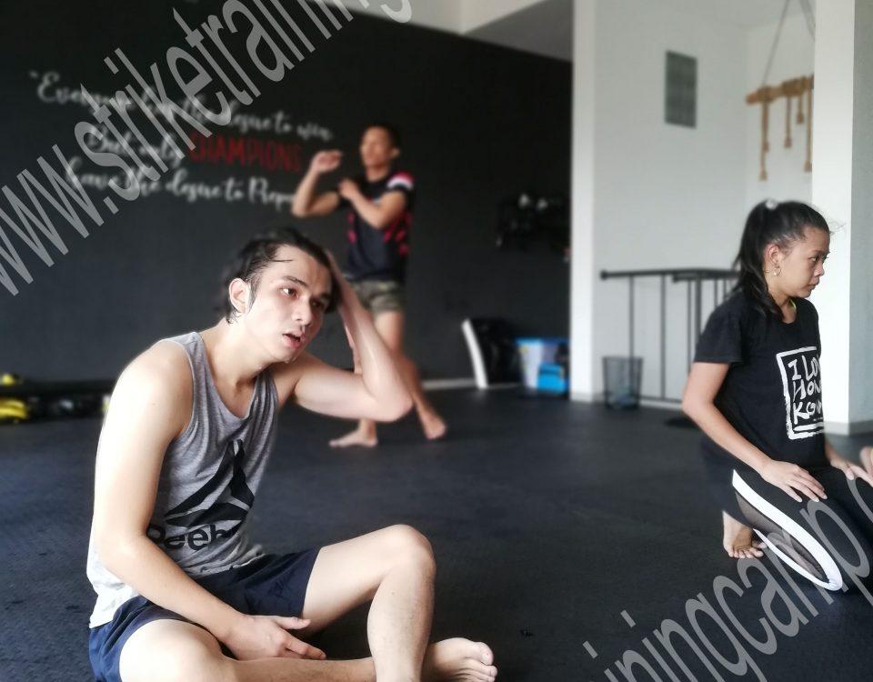Muay Thai Bekasi
