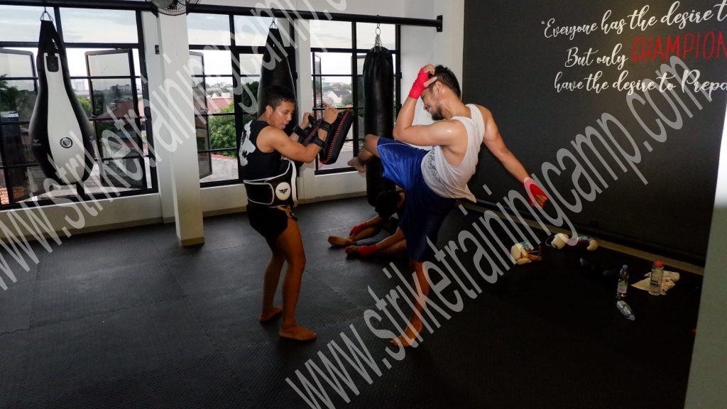 Belajar Muay Thai Jakarta