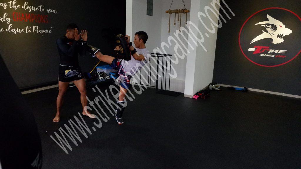 Kursus Muay Thai di Jakarta